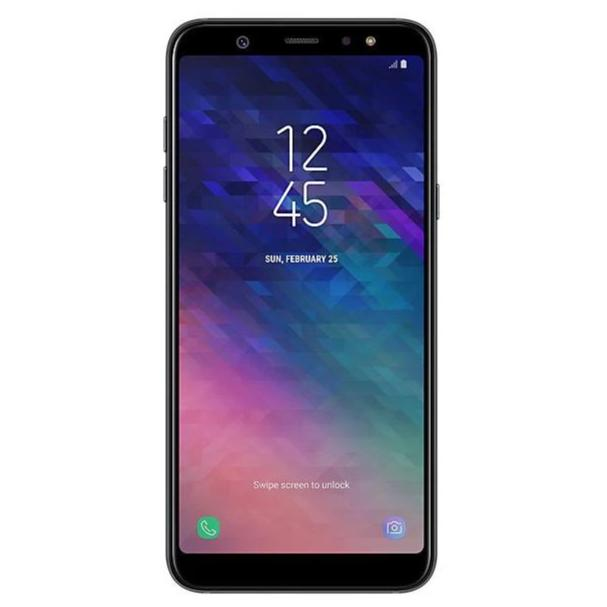 Samsung Galaxy A6 Plus (32GB, Black, Local Stock)-Smartphones (New)-Connected Devices