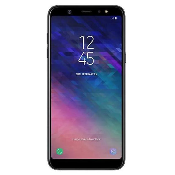 Samsung A6 Plus (32GB, Black, Special Import