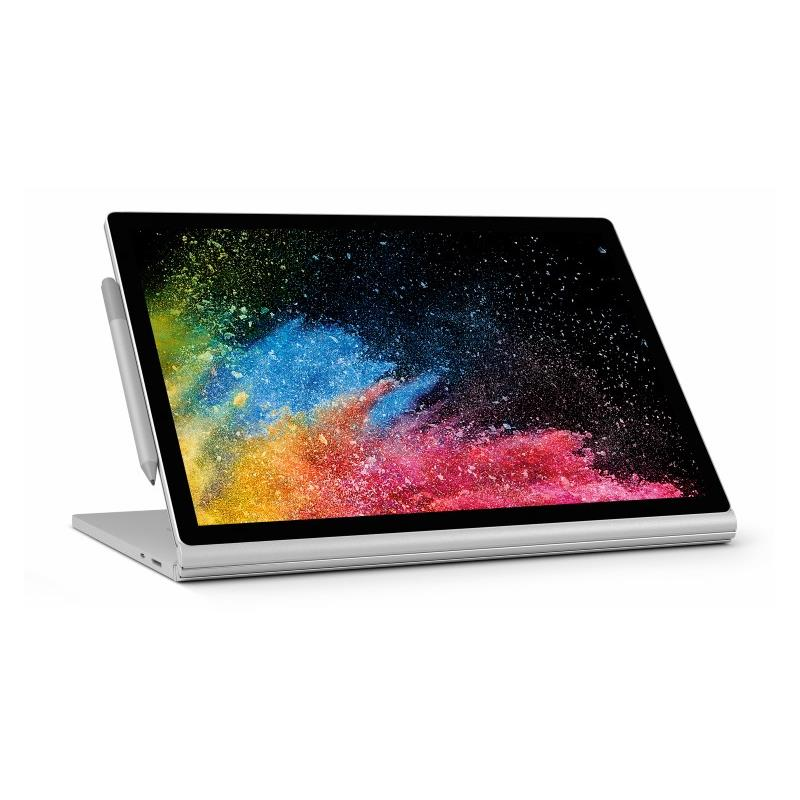 "Microsoft Surface Book 2 (13"", Intel i5, 8GB, 256GB, Platinum, Special Import)-Tablets (New)-Connected Devices"