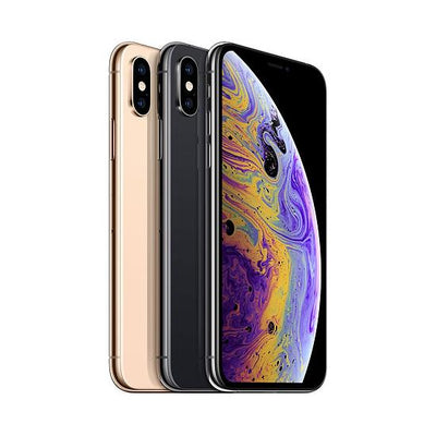 Apple iPhone Xs (64GB, Space Grey, Local Stock)-Smartphones (New)-Connected Devices