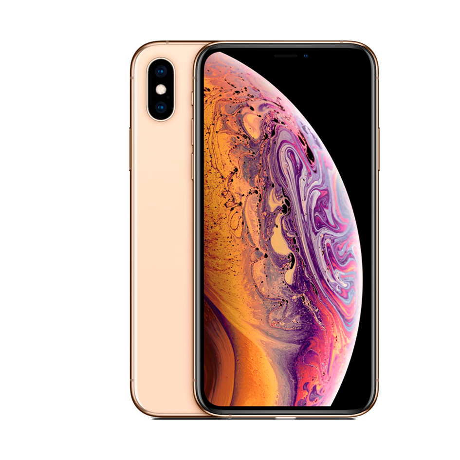 Apple iPhone Xs (64GB, Gold, Local Stock)-Smartphones (New)-Connected Devices