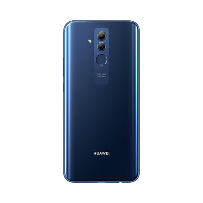 Huawei Mate 20 Lite (64GB, Dual Sim, Blue, Special Import)-Smartphones (New)-Connected Devices