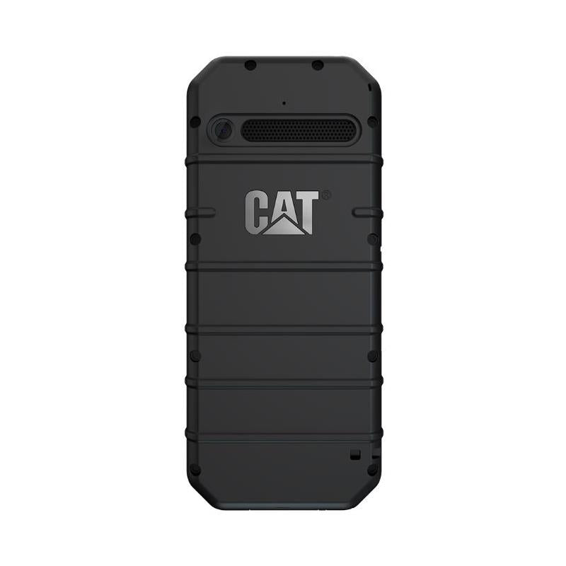 CAT B35 (4GB, Dual Sim, Black, Special Import)-Smartphones (New)-Connected Devices