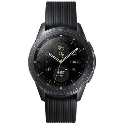 Samsung Galaxy Watch 42mm (Black, Special Import)-Wearables (New)-Connected Devices