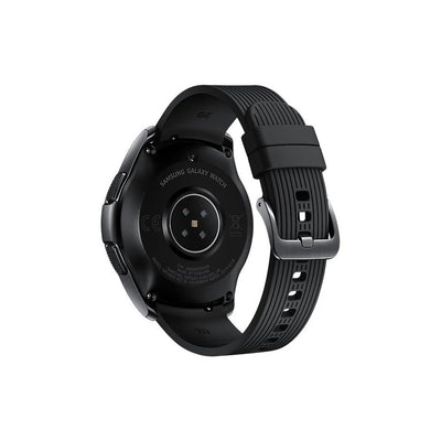 Samsung Galaxy Watch 42mm (Pre-Owned, Black, Special Import)-Wearables (Open Box)-Connected Devices