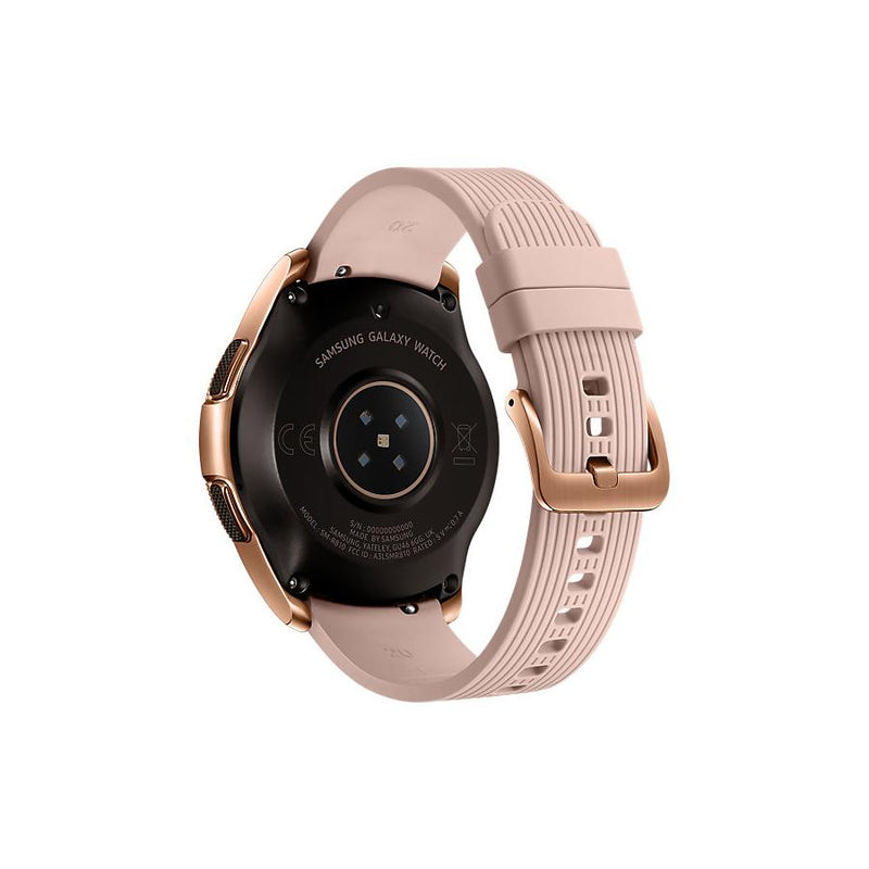 Samsung Galaxy Watch 42mm (Rose Gold, Special Import)-Wearables (New)-Connected Devices