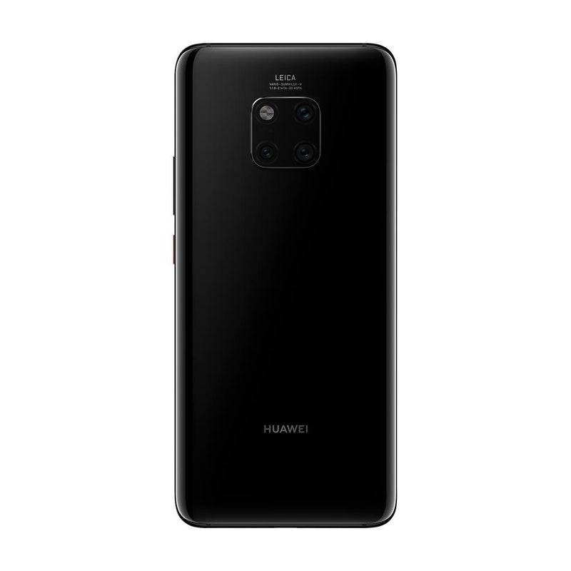 Huawei Mate 20 Pro (128GB, Black, Single Sim, Special Import)-Smartphones (New)-Connected Devices