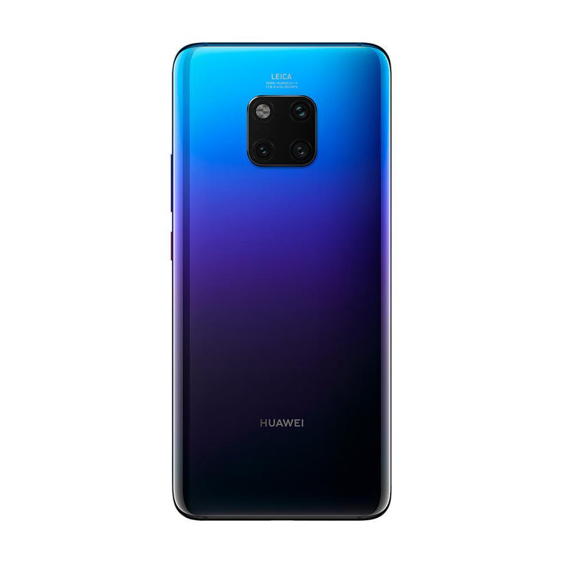 Huawei Mate 20 Pro (128GB, Twilight, Single Sim, Special Import)-Smartphones (New)-Connected Devices