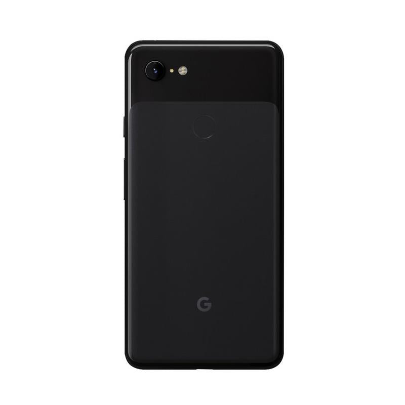 Google Pixel 3 XL (128GB, Just Black, Special Import)-Smartphones (New)-Connected Devices