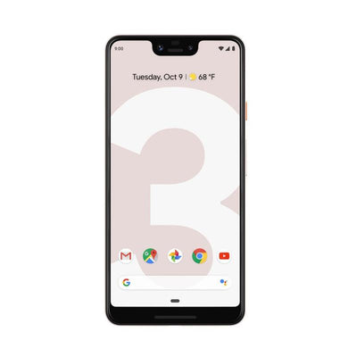 Google Pixel 3 XL (64GB, Not Pink, Special Import)-Smartphones (New)-Connected Devices