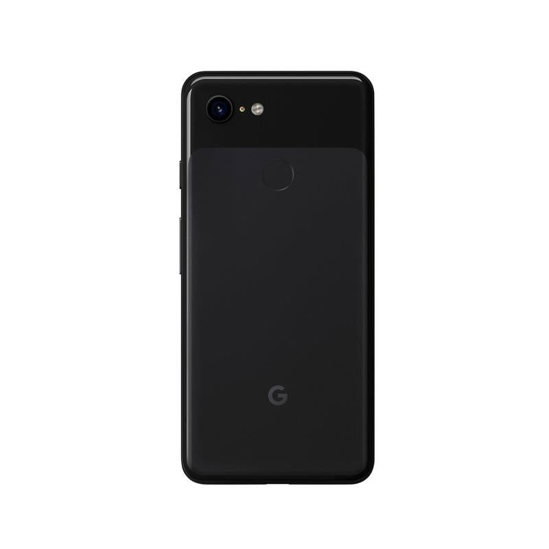 Google Pixel 3 (128GB, Just Black, Special Import)-Smartphones (New)-Connected Devices