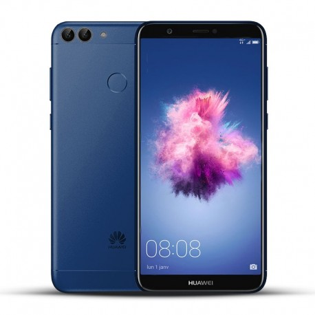 Huawei P Smart (32GB, Dual Sim, Blue, Special Import)