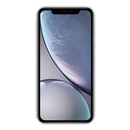 Apple iPhone XR (128GB, White , Local Stock)