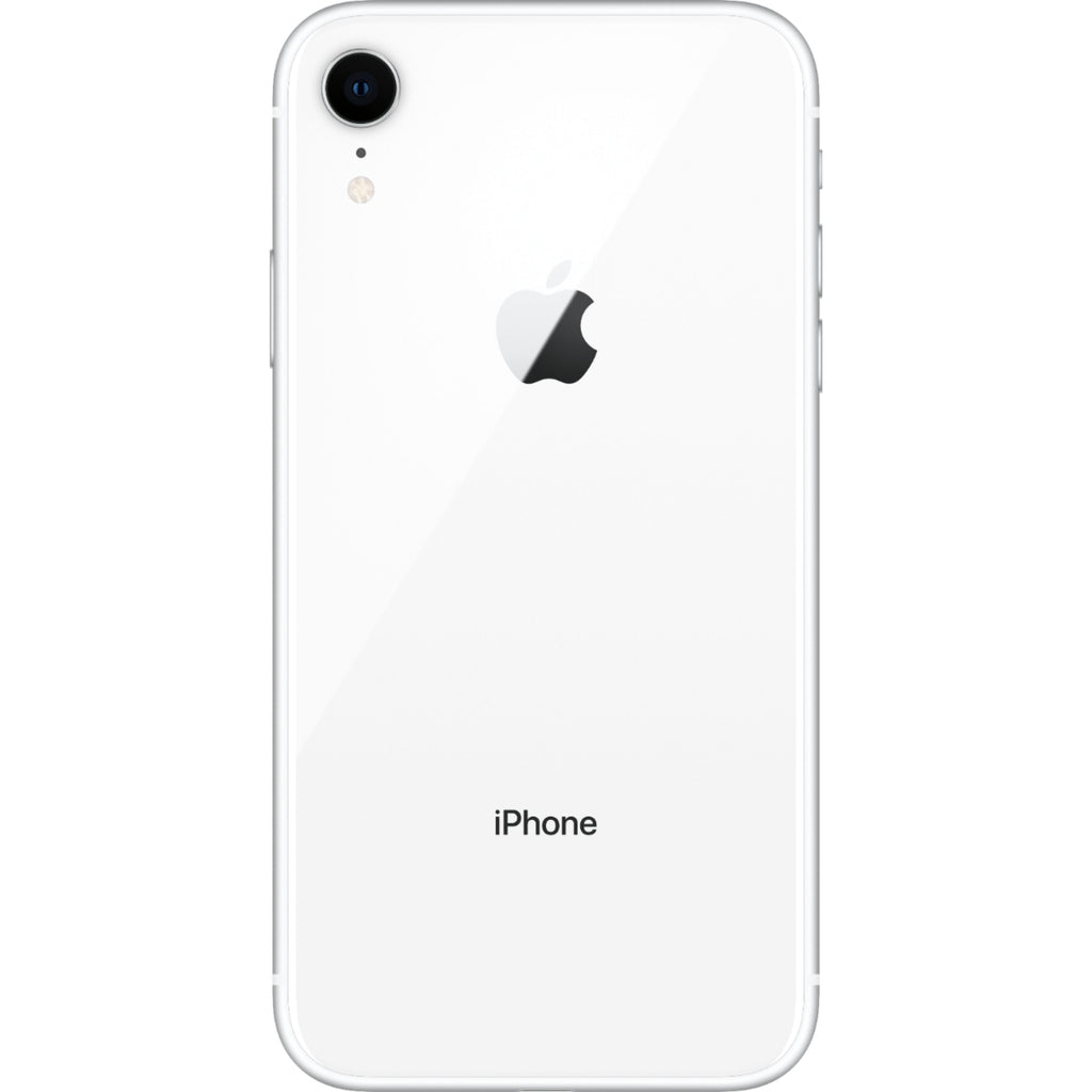 Apple iPhone XR (64GB, White , Local Stock)