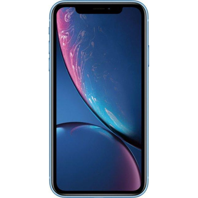 Apple iPhone XR (64GB, Blue , Local Stock)-Smartphones (New)-Connected Devices