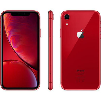 Apple iPhone XR (128GB, Product Red, Local Stock)-Smartphones (New)-Connected Devices