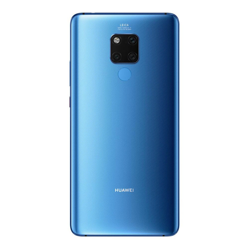 Huawei Mate 20 X (128GB, Dual Sim, Midnight Blue, Special Import)-Smartphones (New)-Connected Devices
