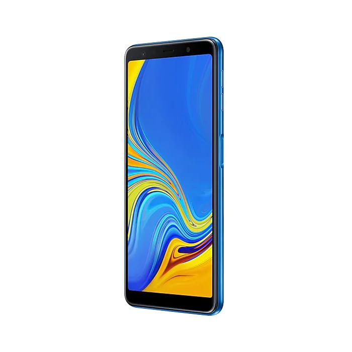 Samsung Galaxy A7 (2018, Dual Sim, 64GB, Blue, Special Import)