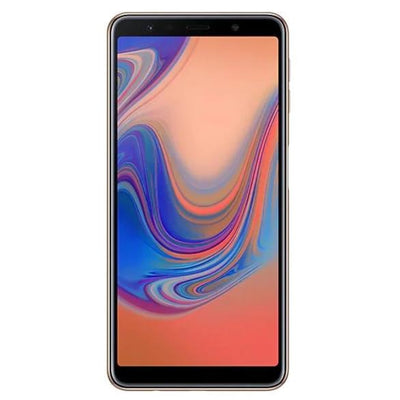 Samsung Galaxy A7 (2018, 64GB, Gold, Local Stock)-Smartphones (New)-Connected Devices