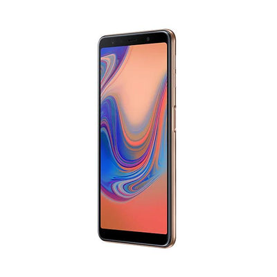 Samsung Galaxy A7 (2018, 64GB, Gold, Local Stock)