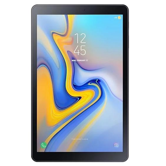 Samsung Galaxy Tab A 10.5 (32GB, LTE, Black, Special Import)-Tablets (New)-Connected Devices