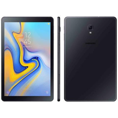 Samsung Galaxy Tab A 10.5 (32GB, LTE, Black, Local Stock)-Tablets (New)-Connected Devices