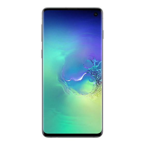 Samsung Galaxy S10 (128GB, Prism White, Local Stock)