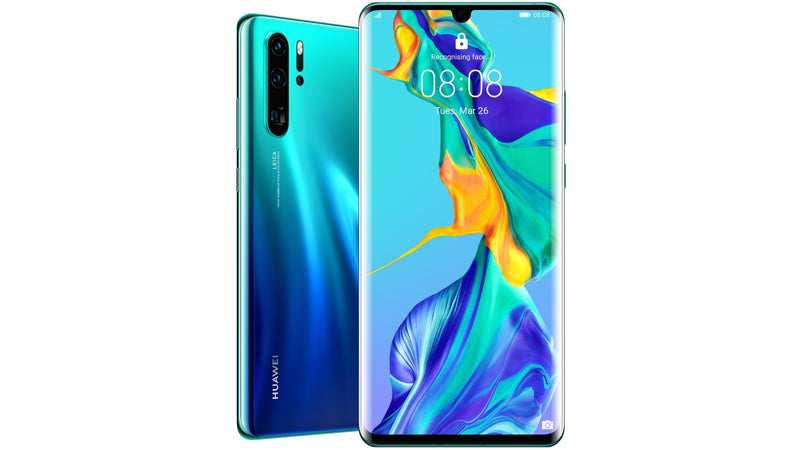 Huawei P30 Pro (Pre-Owned, 256GB, Single Sim, Aurora, Local Stock)-Smartphones (Open Box)-Connected Devices