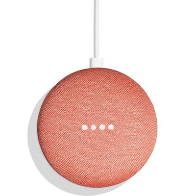 Google Home Mini (Coral, Special Import)