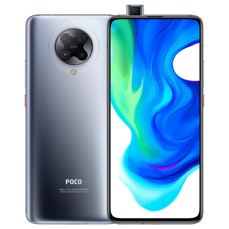 Xiaomi Poco F2 Pro 5G (128GB, Dual Sim, Cyber Grey, Special Import)-Smartphones (New)-Connected Devices