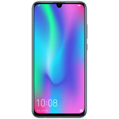 Huawei Honor 10 Lite (64GB, Dual Sim, Blue, Special Import)-Smartphones (New)-Connected Devices