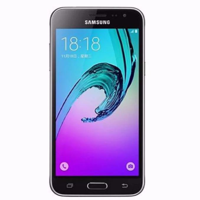 Samsung Galaxy J3 (2016, Single Sim, Black, Local Stock)