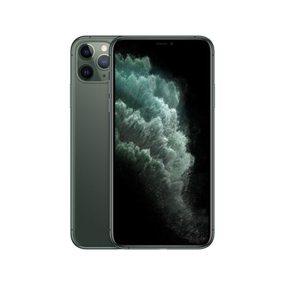 Apple iPhone 11 Pro Max (64GB, Midnight Green, Local Stock)-Smartphones (New)-Connected Devices