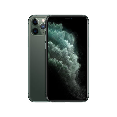Apple iPhone 11 Pro (256GB, Midnight Green, Local Stock)-Smartphones (New)-Connected Devices