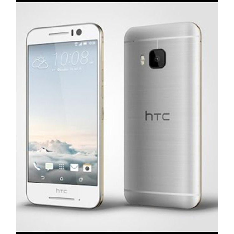 HTC One S9 (16GB, Silver, Special Import)