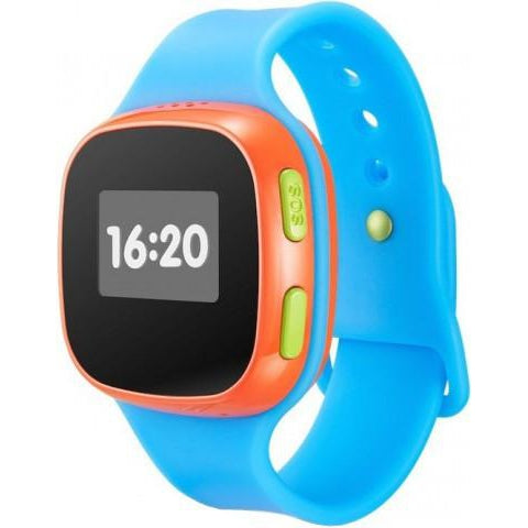 Alcatel Watch Movitime Kids (Orange/Blue, Special Import, Open Box)