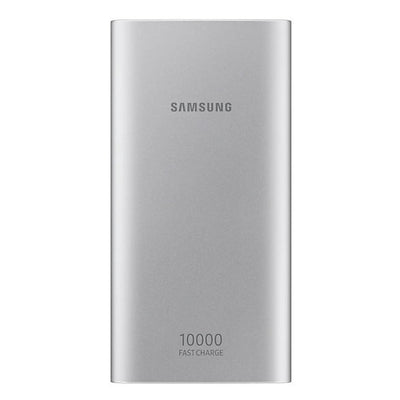 Samsung 10000 Mah Power Bank (Silver, Local Stock)-SmartPhone Accessories-Connected Devices