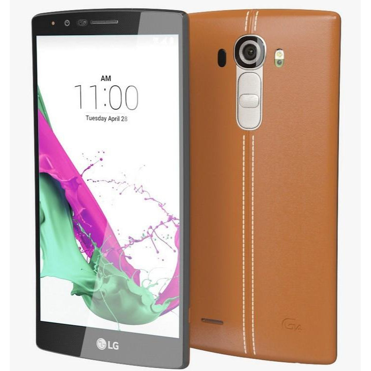 LG G4 (Leather Brown, 32GB, Special Import)
