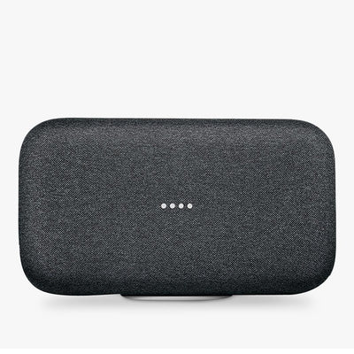 Google Home Max (Charcoal, Special import)-Connected Home - Speakers-Connected Devices