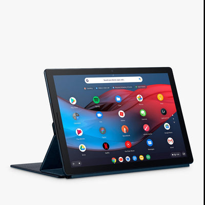 Google Pixel Slate (12.3, i7, 256GB, Midnight Blue, Special Import)-Tablets (New)-Connected Devices