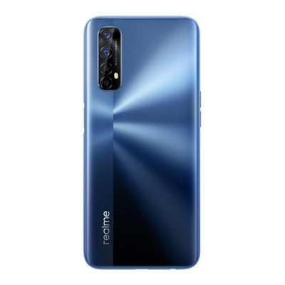 Realme 7 (64GB, 6GB, Dual Sim, Blue, Special Import)-Smartphones (New)-Connected Devices