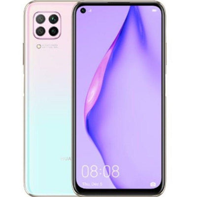 Huawei P40 Lite (Pre-Owned, 128GB, Dual Sim, Pink, Special Import)-Smartphones (Open Box)-Connected Devices