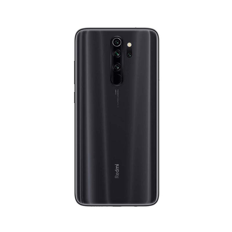 Xiaomi Redmi Note 8 Pro (128GB, Dual Sim, Grey, Special Import)-Smartphones (New)-Connected Devices