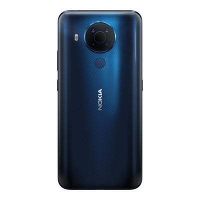 Nokia 5.4 (128GB, Dual Sim, Blue, Special Import)-Smartphones (New)-Connected Devices