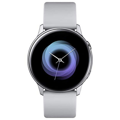 Samsung Galaxy Watch Active2 (WiFi, 4GB, 40mm, Silver, Special Import)-Wearables (New)-Connected Devices