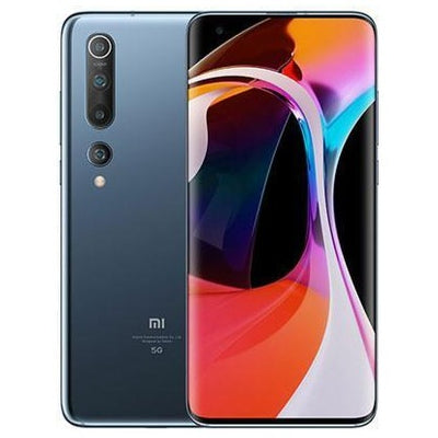 XIaomi Mi 10 5G (128GB, Single Sim, Grey, Special Import)-Smartphones (New)-Connected Devices