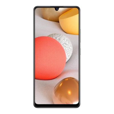 Samsung Galaxy A42 5G (128GB, Dual Sim, Black, Special Import)-Smartphones (New)-Connected Devices