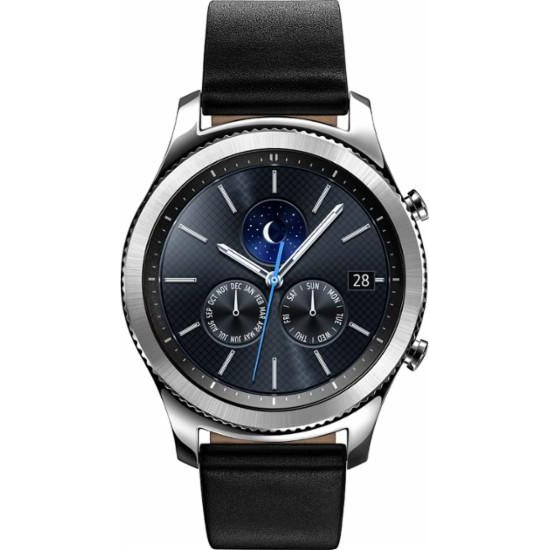 Samsung Gear S3 Classic (Silver, Local Stock)