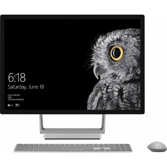 "Microsoft Surface Studio 28"" (i7, 32gb, 2TB, Silver, Win 10, Special Import)"