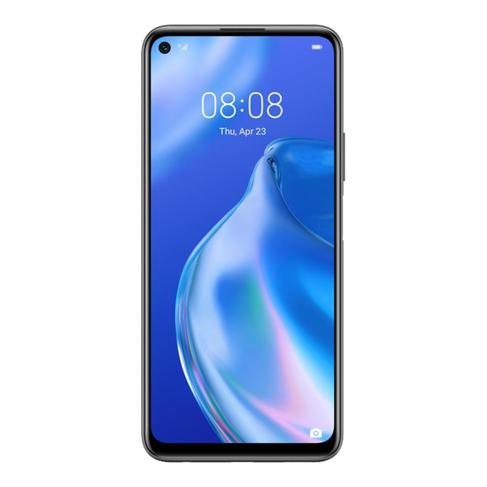 Huawei P40 Lite 5G (128GB, 6GB RAM, Dual Sim, Silver, Special Import)-Smartphones (New)-Connected Devices